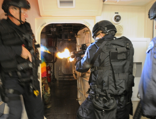 Active Shooter Mitigation Drill Turned Real Time Crisis